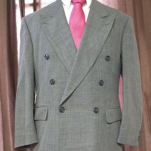 Paul Dione Blazer Sport Coat Jacket 40 DB